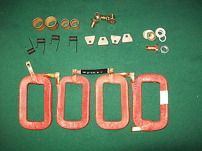 Delco Starter Field Coil Set Repair Kit John Deere B 50 520 1107942 12 Volt