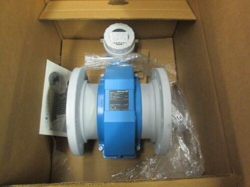 "8"" 150# Endress Hauser 10W2H-ULHA1AA0B5AA Promag 10 W Flowmeter NEW R26 (2181)"
