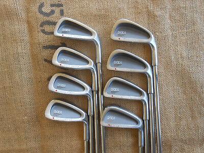 ACER SERIES 2001 3-PW Iron Set ⛳ Steel Stiff
