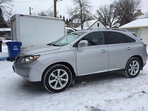 2010 Lexus RX350 AWD Ultra Premium Edition for sale