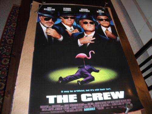 Original Movie Poster THE CREW