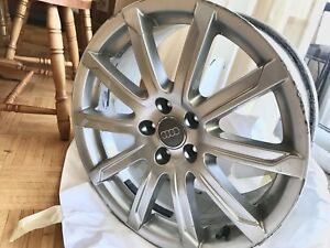 "Audi 19"" inch rims WANTED"