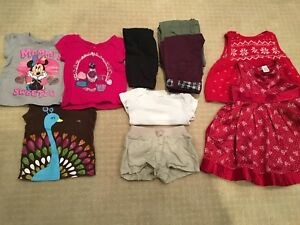 9-12 months Girls Lot (11 pcs)