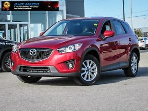 2014 MAZDA CX-5 GS AWD SOUL RED MICA NO ACCIDENTS
