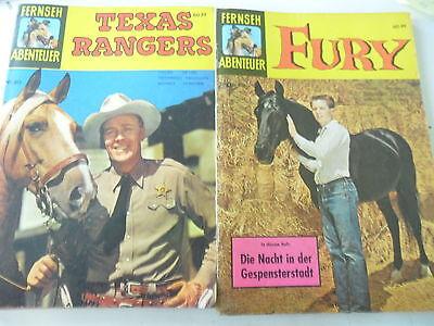 14 x Comic - Fernseh Abenteuer - Tessloff Verlag - Z.2-3/3