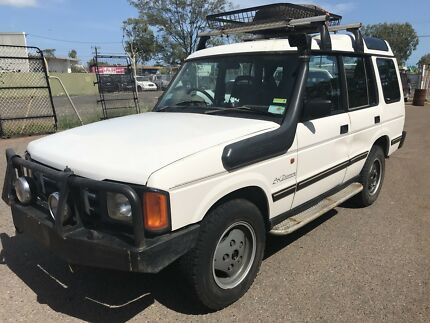 LAND ROVER DIESEL MANUAL 4X4 WAGON