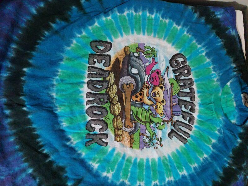 Greatful Dead Blue Sky Shirt Xl