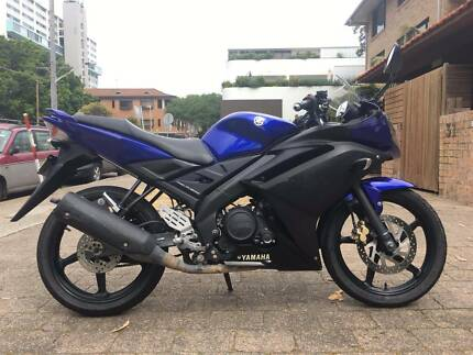 Yamaha YZF-R15 2012