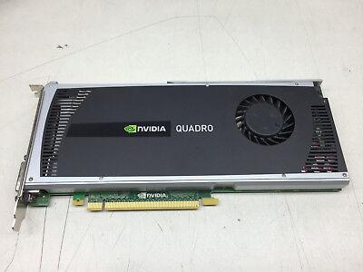 Dell Nvidia Quadro 4000 2Gb Gddr5 Pci E Graphics Card 038Xnm