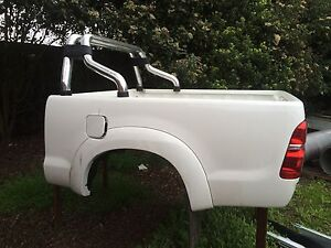Hilux tub/ trailer extra cab Boisdale Wellington Area Preview