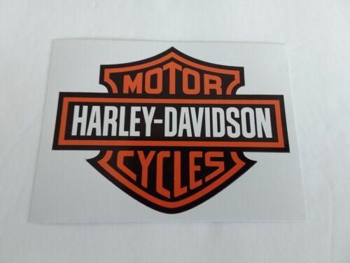Harley Davidson Motorcycle Logo Vinyl  Decal Stickers