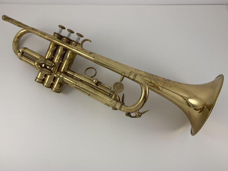 LEBLANC 707A .468 Bore AL HIRT Model Trumpet