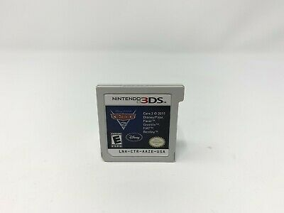 Cars 2: The Video Game - Nintendo 3DS  - Game Cart Only