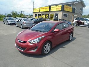 2015 Hyundai Elantra GL *GUARANTEED FINANCING*