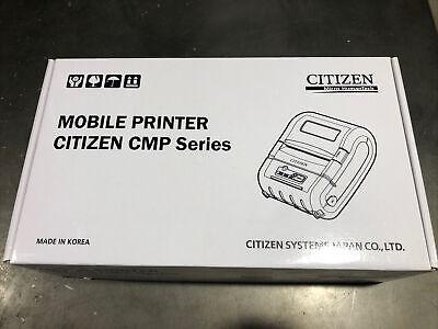 Citizen America Cmp-30 Mobile Thermal Printer - Open Box