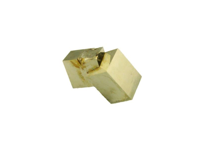 Navajun Spain Mine - Pyrite Cube Crystal With Display Case-#PC28