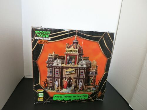 Lemax Spooky Town Phantom