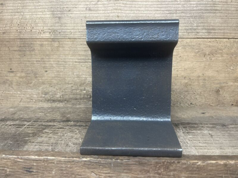 Rare Steel Railroad Rail Train track Anvil Collectible Blacksmith 9 Lbs