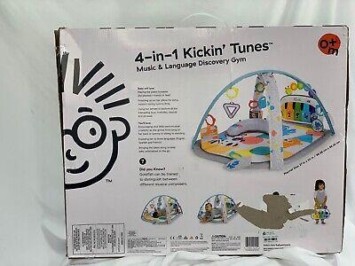 Baby Einstein 4-IN-1 KICKIN' TUNES