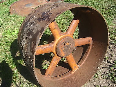 1943-1949 Minneapolis Moline Tractor  Belt Pulley Mm 16 2777c 1944 2 116sh