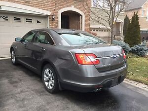 2012 FORD TAURUS SEL LEATHER SEATS/loaded