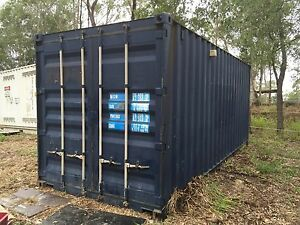 20ft shipping container Merrimac Gold Coast City Preview