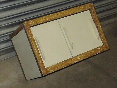 vintage little wooden cabinet kitchen cupboard storage furniture shabby upcycle