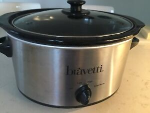 CROCK POT BRAVETTI