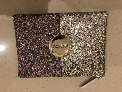 Mimco sparks fly pouch