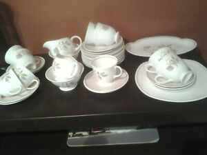 Suzie Cooper tea set