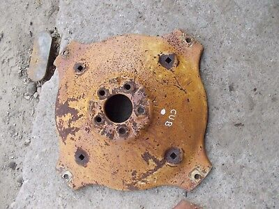 Farmall Cub Tractor Original Steel Rear Wheel Center Centers