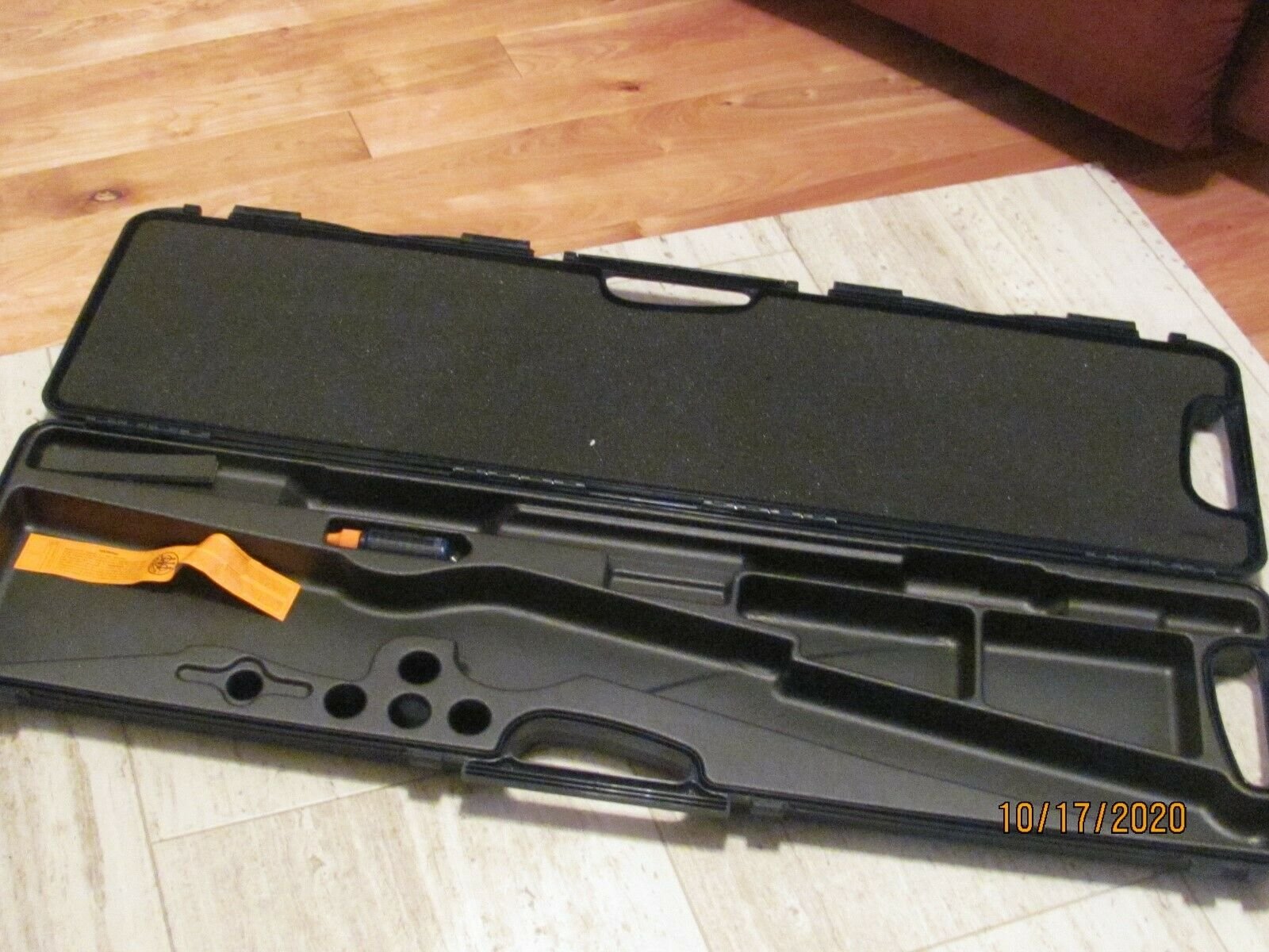 Beretta Shotgun Case AL591 12 Gauge Excellent Cond Ship In Orig Cardboard Box - $20.00