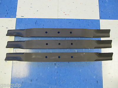3-replacement Blades For Bushhog Rdth84 50033779 Groomingfinishing Mowers 7