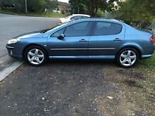 2004 Peugeot 407 Sedan, 10 months rego, 8 airbags, low kms Westleigh Hornsby Area Preview