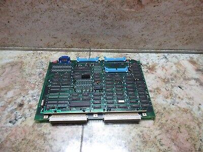 Mitsubishi Circuit Board Fx52a Bn624a220h01 Cnc Fx52 A Mazak Vqc2040 B Lot Of 3