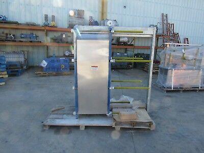 Sondex Plate Heat Exchanger S63-is-142 1024.72 Sq Ft New