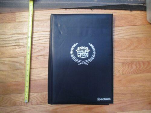 1979 Cadillac Spectrum Car Dealership dealer Sales book catalog #227