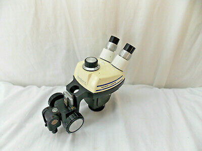 Bausch Lomb Stereozoom 4 Microscope 0.7x-3.0x Holder 2 New Wf16x Eyepiece