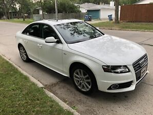 2012 Audi A4- Prestige Package- Great Condition