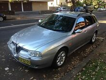 2003 Alfa Romeo 156 Wagon JTS Dee Why Manly Area Preview