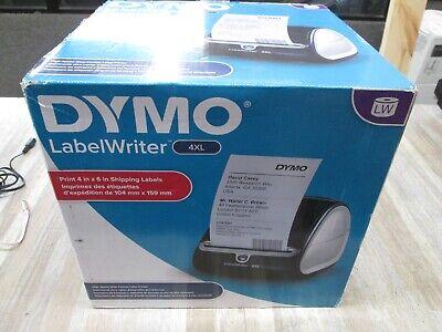 Dymo Labelwriter 4xl Label Thermal Printer - Black 1755120 Free Shipping. New