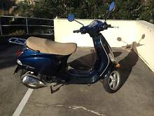 2014 VESPA LX150 3V Cammeray North Sydney Area Preview
