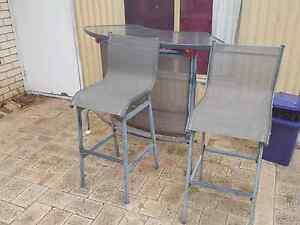 Bar with chairs Mandurah Mandurah Area Preview