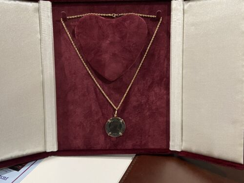 El Cazador Shipwreck Coin 14k Bezel W/COA - $1,199.00