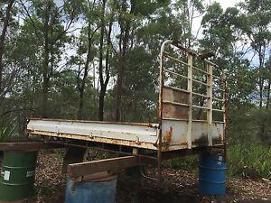Steel truck tray Bellbird Park Ipswich City Preview