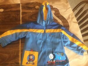 Thomas the Train Spring Coat