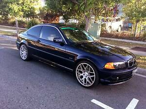 2001 BMW Coupe E46 325Ci MANUAL 3 Series RWC & REGO North Lakes Pine Rivers Area Preview