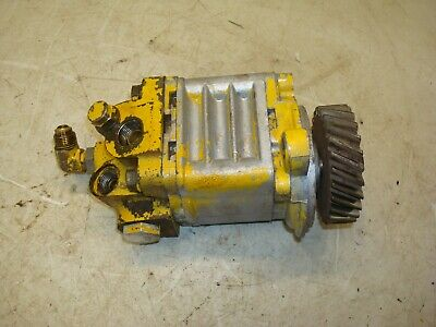 1968 Ford 2110 Lcg Tractor Power Steering Pump 2000 3000 4000