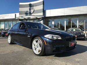 2011 BMW 5 Series 550i M Sport Navi 360 Camera