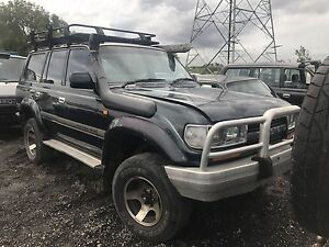 Wrecking 1993 Landcruiser 80 series Willawong Brisbane South West Preview